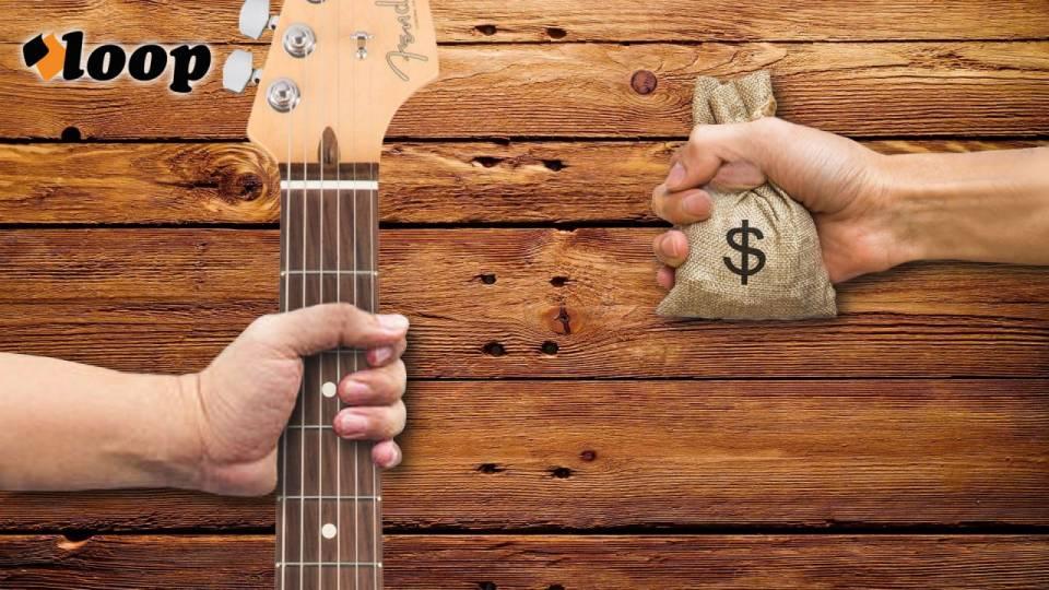 otkup glazbenih instrumenata - loop music shop